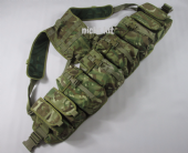 RAVEN SYSTEMS MTP PATHFINDER WEBBING - 4 UTILITY POUCHES